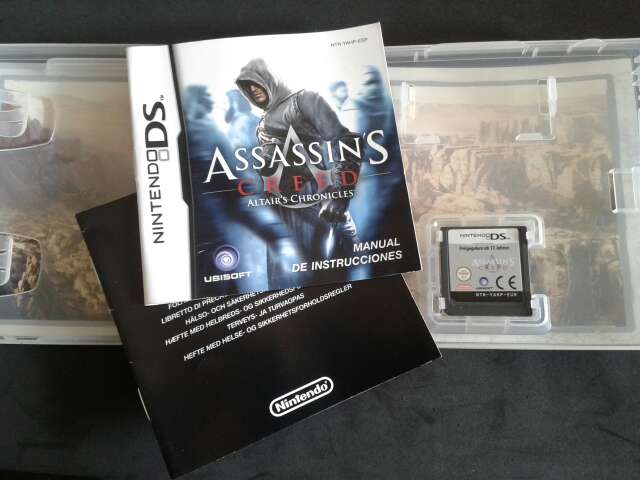 Imagen producto Assassin's Creed Altaïr's Chronicles 2
