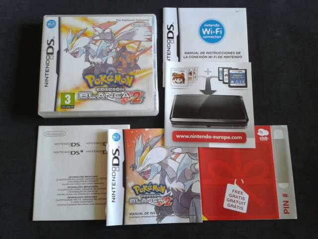 Imagen Caja Pokémon edición Blanca 2