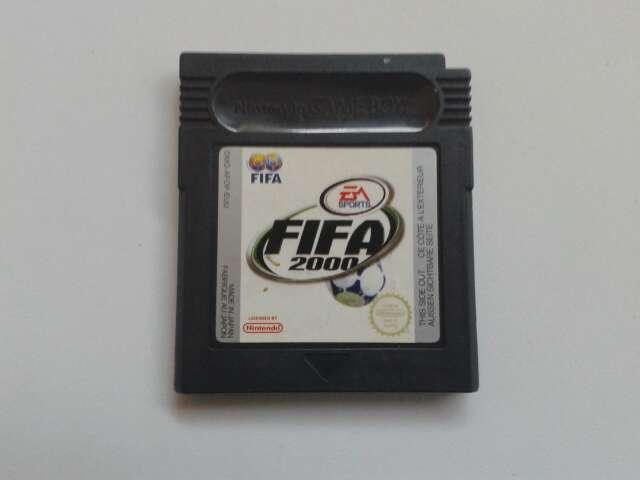 Imagen FIFA 2000  Game Boy