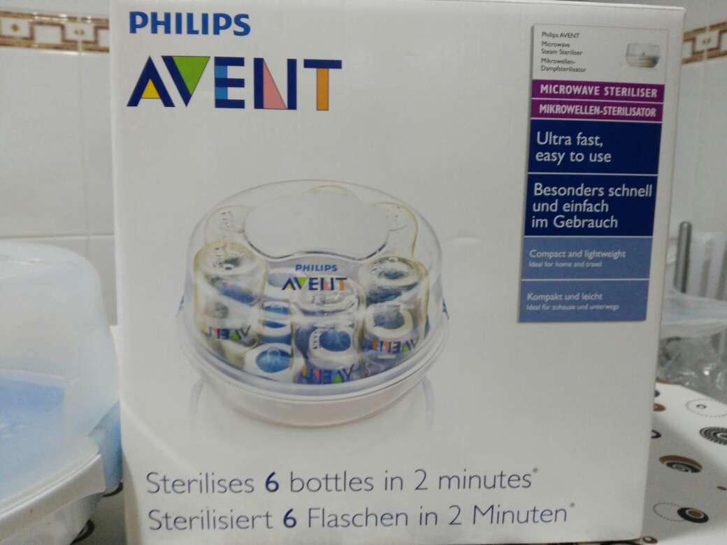 Imagen producto Esterilizador Philips Avent 3