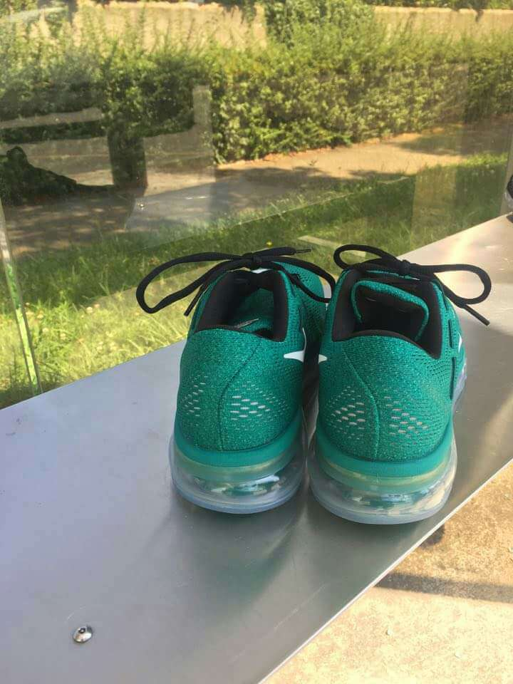 Imagen producto Chaussures Nike Flyknit Air Max  3