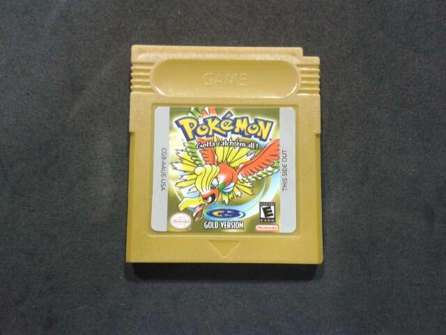Imagen Pokémon Oro