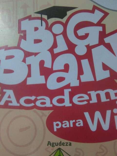Imagen big brain academy