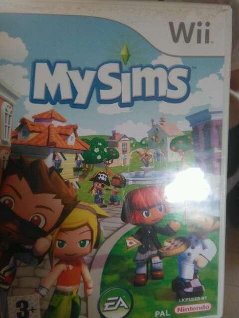 Imagen producto Mysims juego 2