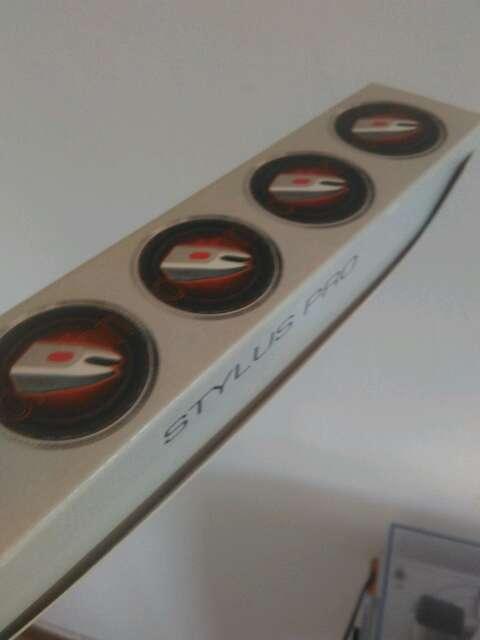 Imagen aguja audio technica stylus pro