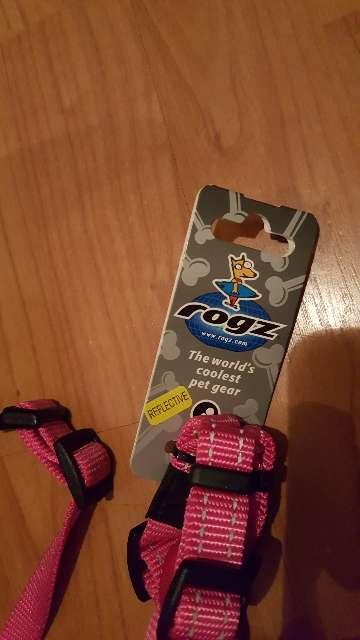 Imagen producto Arnes rosa perro  2