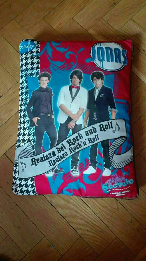 Imagen Mi cojín secreto de Jonas Brothers