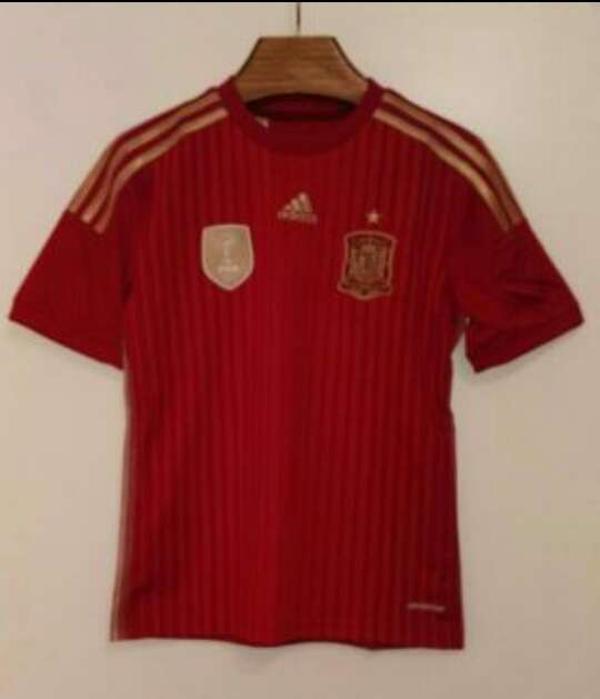 Imagen producto Camiseta selección española. 1