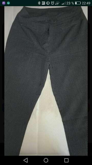 Imagen pantalón de rayas