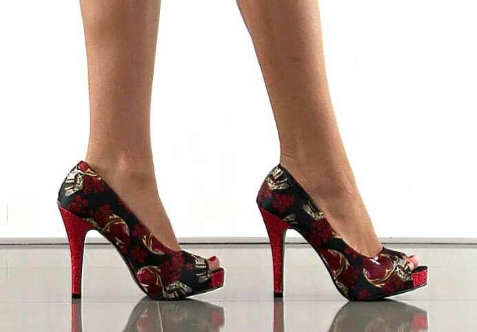 Imagen producto Zapatos tacón. 3