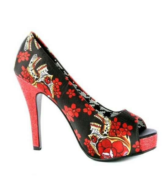 Imagen Zapatos tacón.