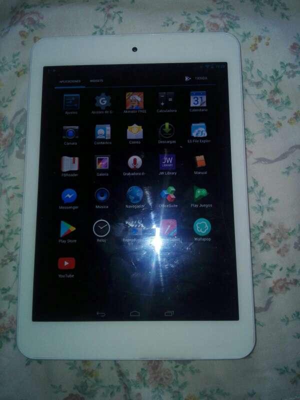 Imagen tablet yarvik basica