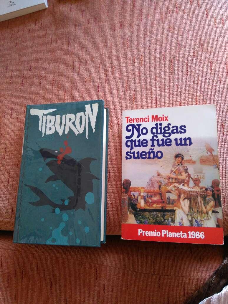 Imagen Tres libros