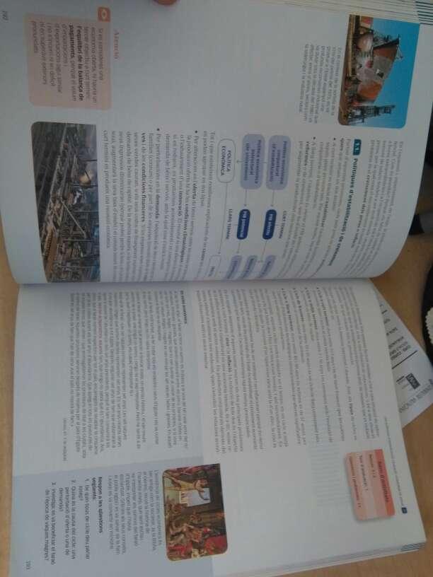 Imagen producto Vendo libro de economía de 1r de bachiller  2