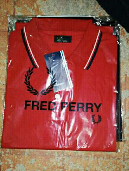 Imagen polos Fred Perry