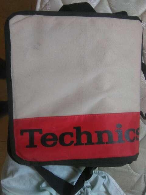 Imagen maleta vinilos technics