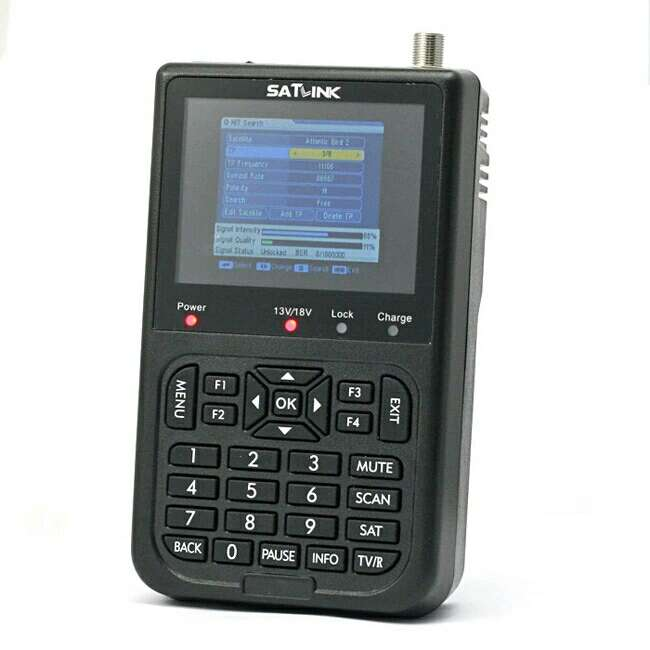 Imagen producto Medidor de señal satélite Satlink WS-6906  2