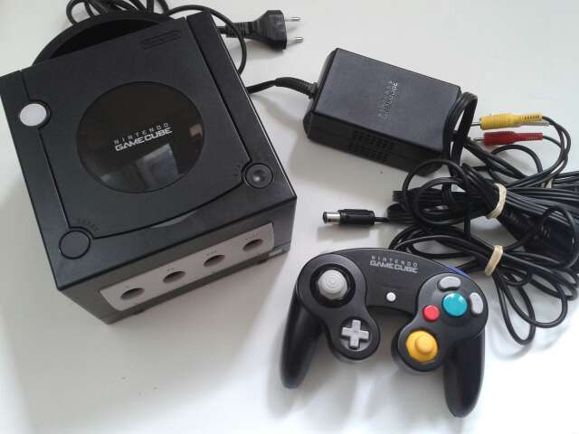 Imagen Consola Game Cube