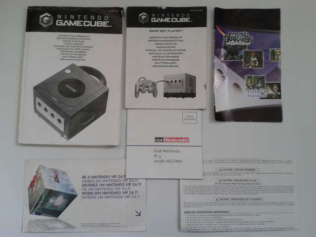 Imagen producto Consola Game Cube  2