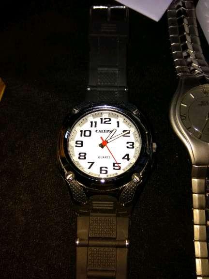 Imagen relojes.   calypso.