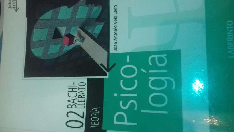 Imagen producto Libros de bachiller (1 y 2 bach) 4