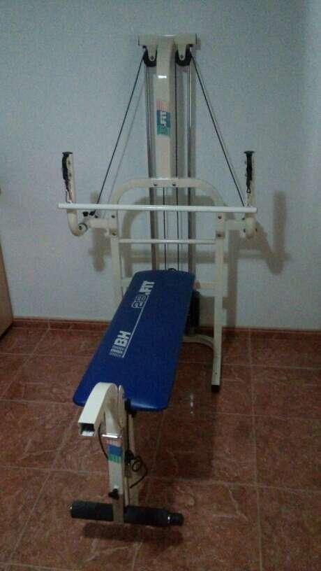Imagen Máquina de ejercicios