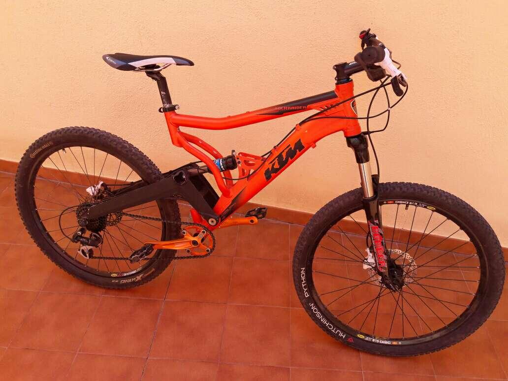 Imagen producto Bici enduro/descenso 2