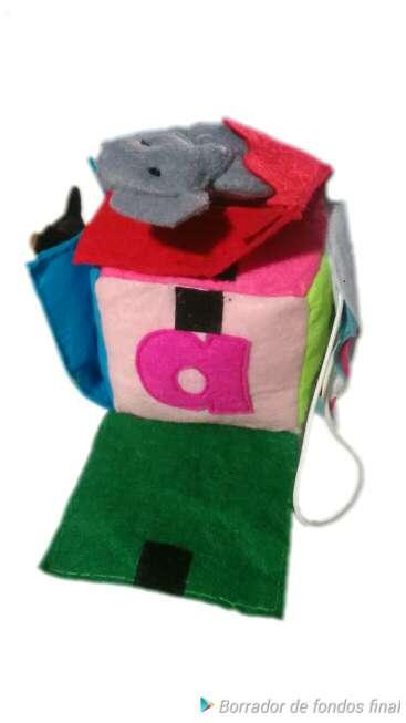 Imagen cubos didacticos