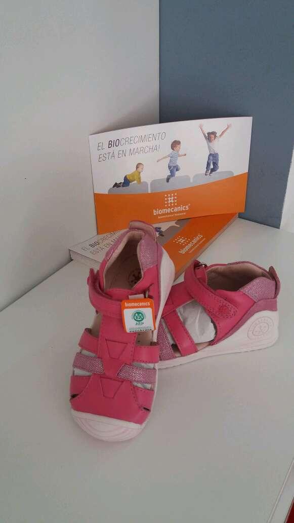 Imagen producto Zapato niña color rosa 2
