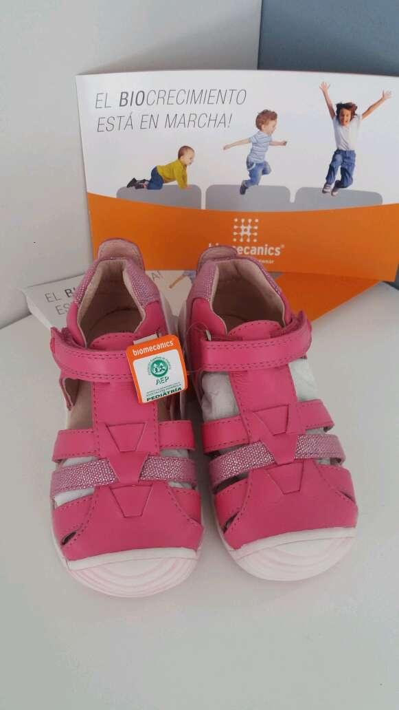 Imagen producto Zapato niña color rosa 3