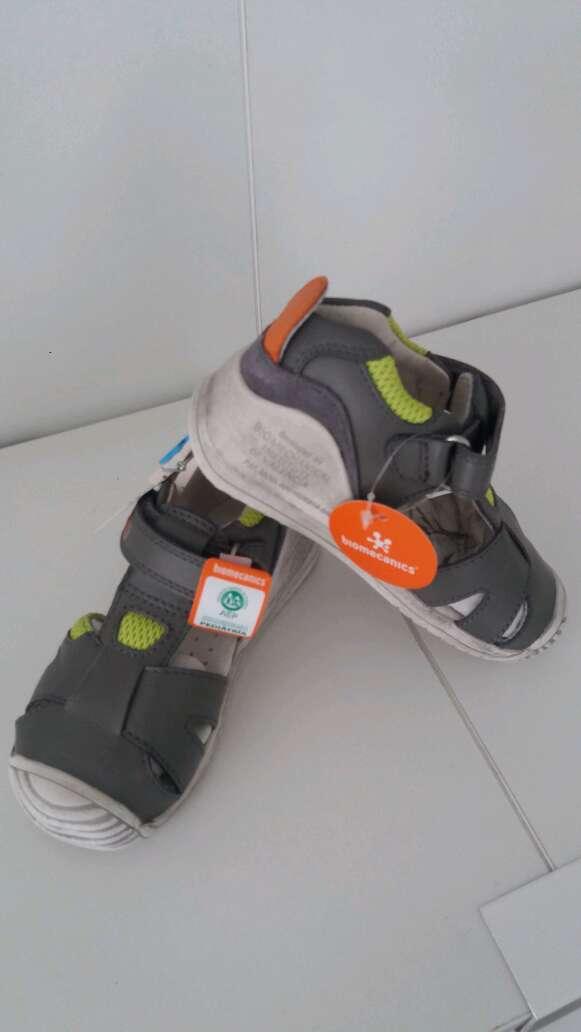 Imagen zapato niño de marca