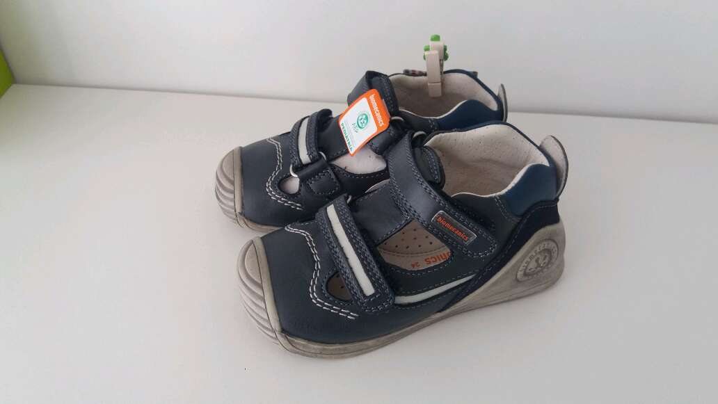 Imagen producto Zapato biomecanics niño 2