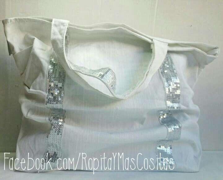 Imagen Nuevo Tote Bag Blanco