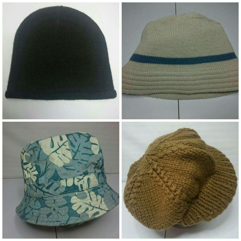 Imagen Sombrero playa y Gorros lana