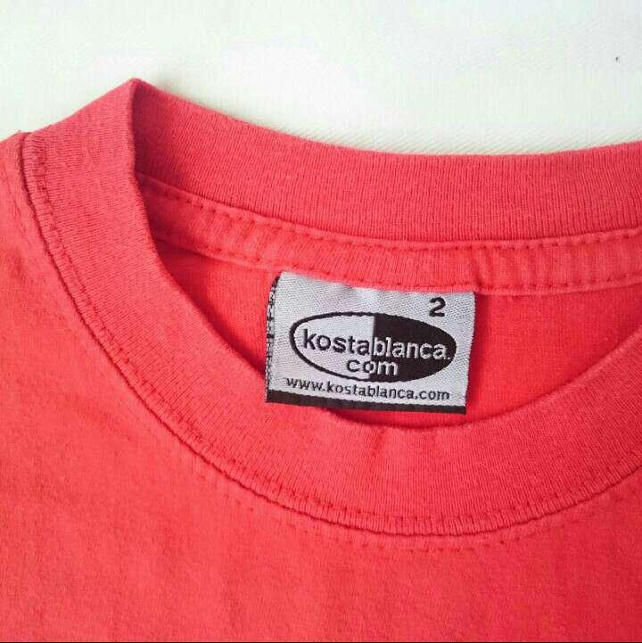 Imagen producto Regalo Camiseta Roja niños  2