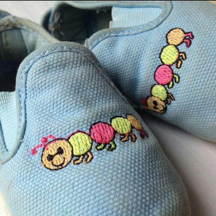 Imagen producto Zapatillas azules celeste  2