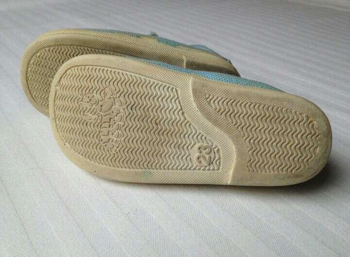 Imagen producto Zapatillas azules celeste  3
