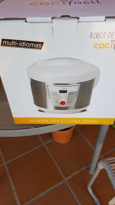 Imagen vendo robot de cocina nuevo