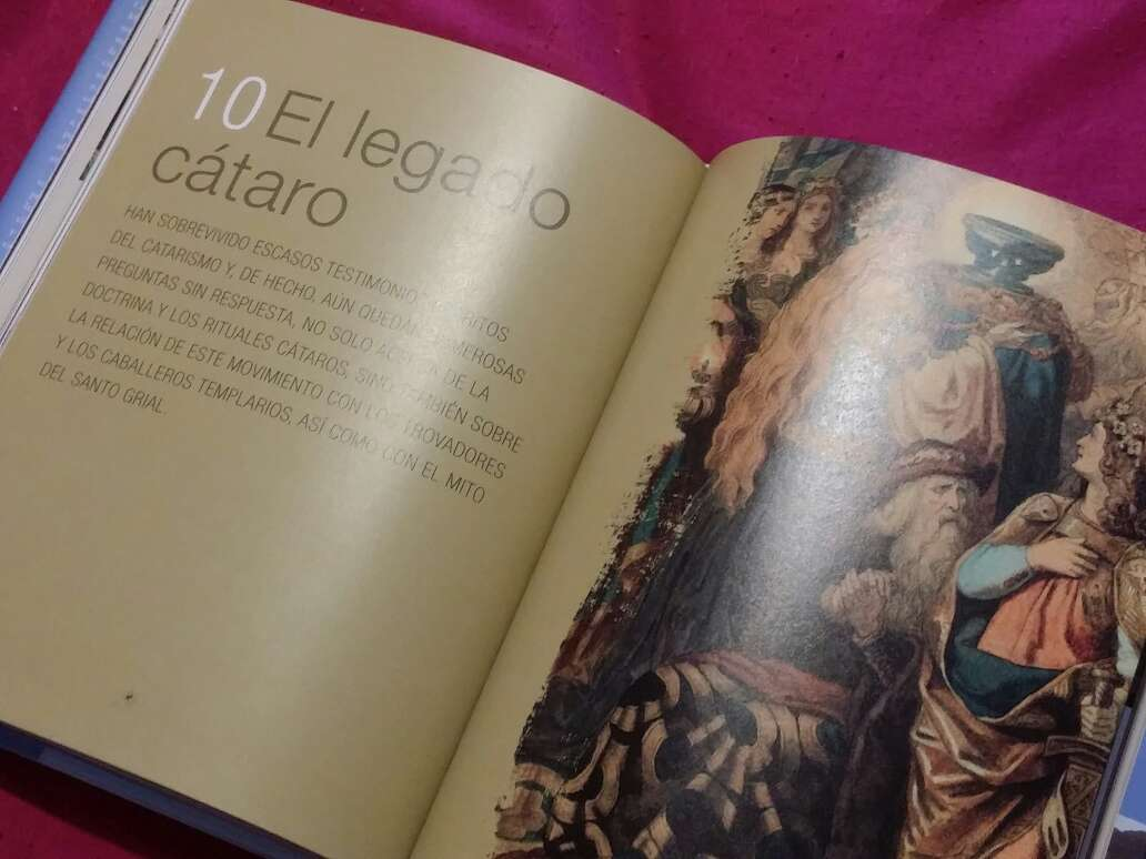 Imagen producto Los CÁTAROS Libro 4