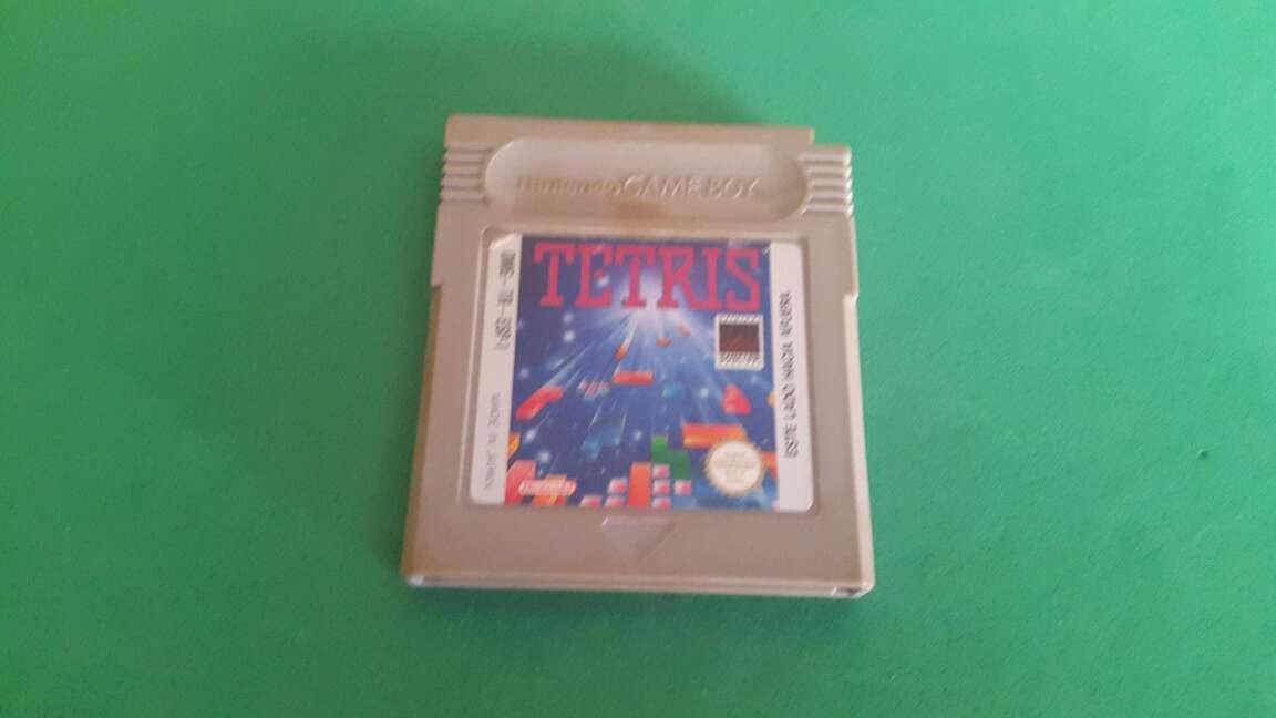 Imagen juego tetris Game boy