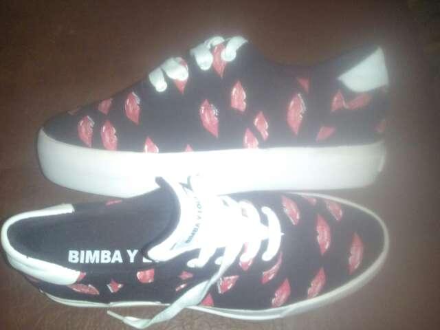 Imagen zapatillas de mujer, Bimba y Lola