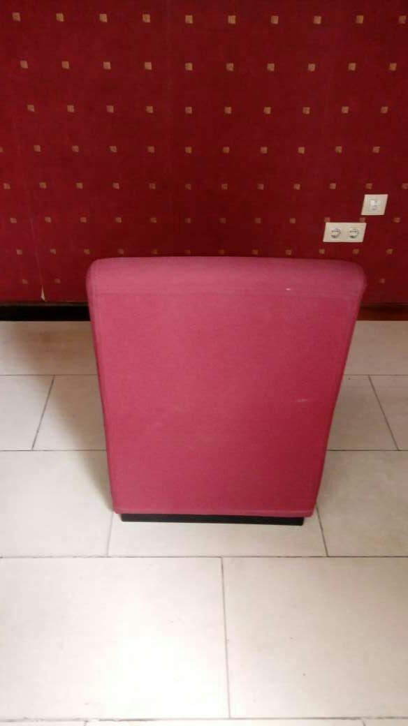 Imagen producto Sillones cómodos granate 2