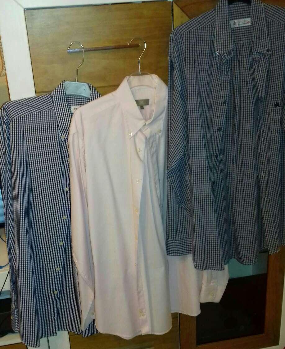 Imagen 3 camisas hombre