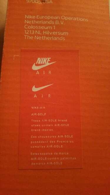 Imagen producto Zapatillas Nike talla 40 2