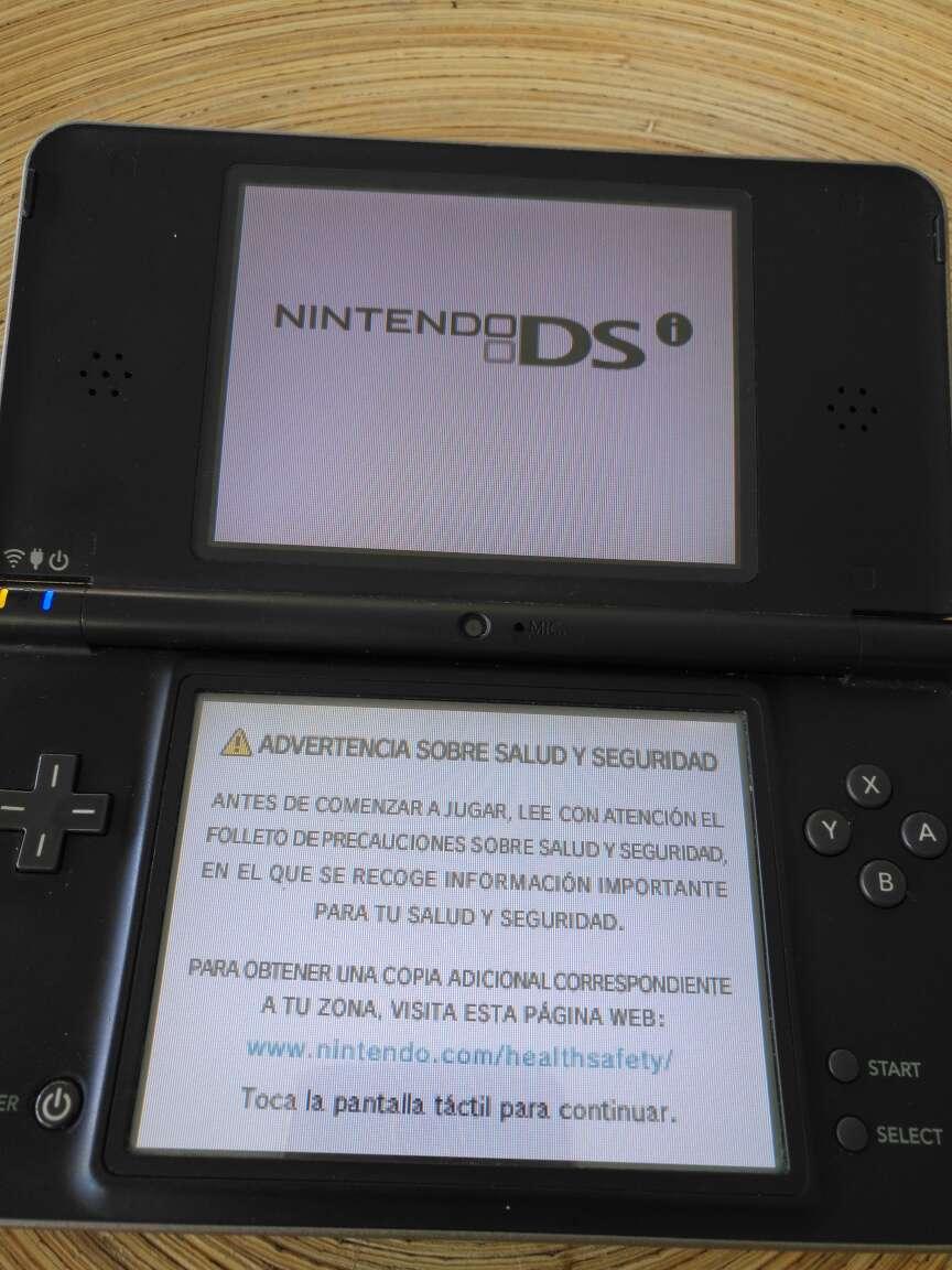Imagen Consola Nintendo DSi XL - Color Chocolate