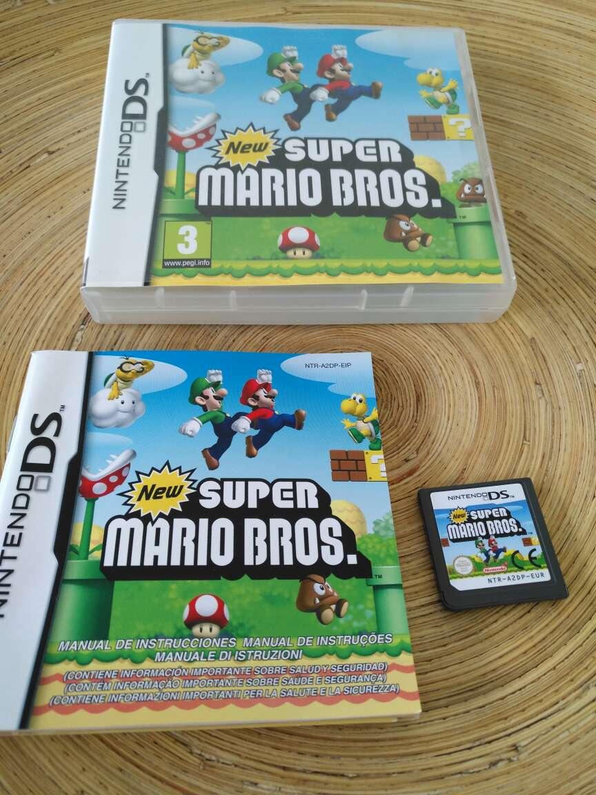 Imagen Juego Nintendo DS - New Super Mario Bros
