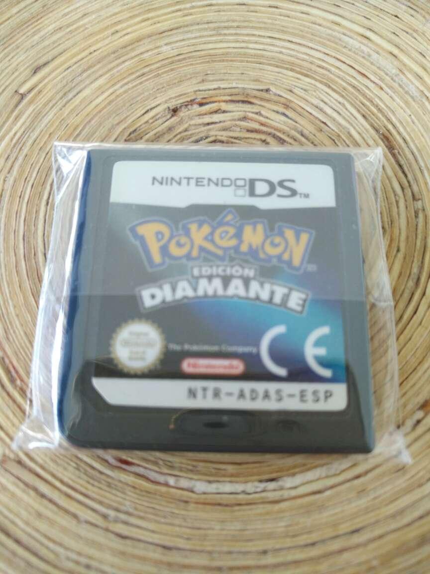 Imagen Juego Nintendo DS - Pokemon Diamante