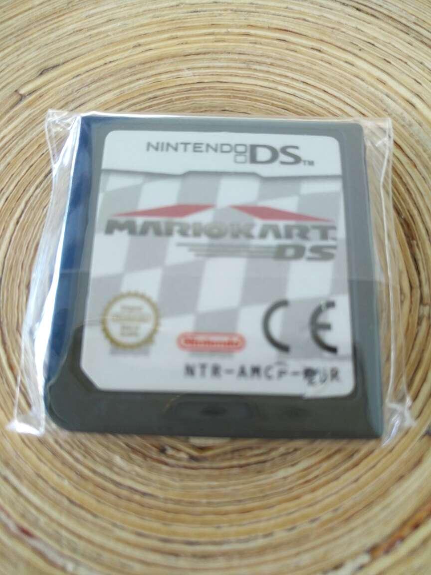 Imagen Juego Nintendo DS - Mario Kart