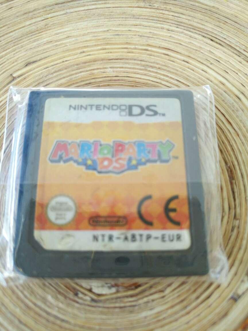 Imagen Juego Nintendo DS - Mario Party