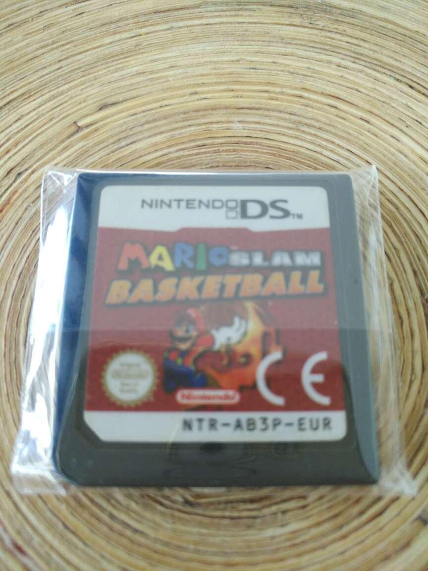 Imagen Juego Nintendo DS - Mario Slam Basketball